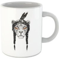 Balazs Solti Native Lion Mug - Iwoot Gifts