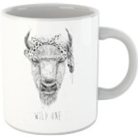 Balazs Solti Wild One Mug - Iwoot Gifts