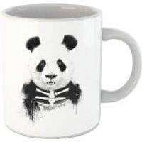 Balazs Solti Skull Panda Mug - Iwoot Gifts