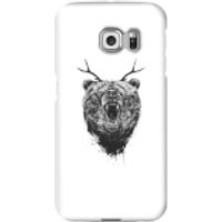 Balazs Solti Dear Bear Phone Case for iPhone and Android - Samsung S6 Edge Plus - Snap Case - Gloss