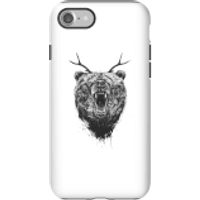 Balazs Solti Dear Bear Phone Case for iPhone and Android - iPhone 7 - Tough Case - Gloss