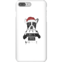Balazs Solti Xmas Is Coming Phone Case for iPhone and Android - iPhone 7 Plus - Snap Case - Matte