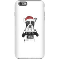 Balazs Solti Xmas Is Coming Phone Case for iPhone and Android - iPhone 6 Plus - Tough Case - Matte