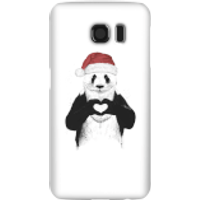 Balazs Solti Santa Bear Phone Case for iPhone and Android - Samsung S6 - Snap Case - Matte - Santa Gifts