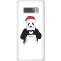 Balazs Solti Santa Bear Phone Case for iPhone and Android - Samsung Note 8 - Snap Case - Matte - Santa Gifts