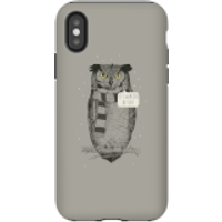 Balazs Solti It's Winter, Bitch! Phone Case for iPhone and Android - iPhone X - Tough Case - Matte
