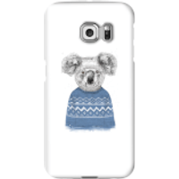 Balazs Solti Koala And Jumper Phone Case for iPhone and Android - Samsung S6 Edge Plus - Snap Case -