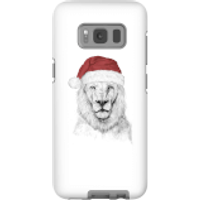 Santa Bear Phone Case for iPhone and Android - Samsung S8 - Tough Case - Matte - Santa Gifts
