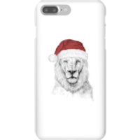 Santa Bear Phone Case for iPhone and Android - iPhone 7 Plus - Snap Case - Gloss - Santa Gifts