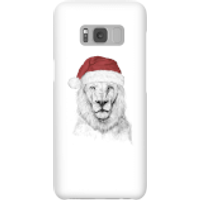Santa Bear Phone Case for iPhone and Android - Samsung S8 - Snap Case - Gloss - Santa Gifts
