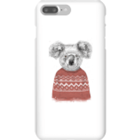 Balazs Solti Koala And Jumper Phone Case for iPhone and Android - iPhone 7 Plus - Snap Case - Matte