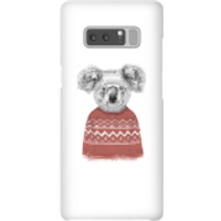 Balazs Solti Koala And Jumper Phone Case for iPhone and Android - Samsung Note 8 - Snap Case - Matte