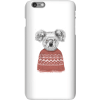 Balazs Solti Koala And Jumper Phone Case for iPhone and Android - iPhone 6 Plus - Snap Case - Gloss