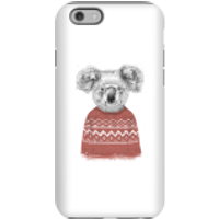 Balazs Solti Koala And Jumper Phone Case for iPhone and Android - iPhone 6 - Tough Case - Gloss