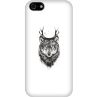 Balazs Solti Wolf Phone Case for iPhone and Android - iPhone 5C - Snap Case - Matte