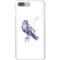 Balazs Solti Birds Flying Phone Case for iPhone and Android - iPhone 7 Plus - Snap Case - Gloss - Flying Gifts