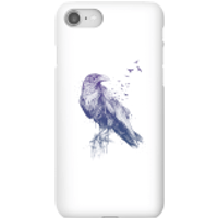 Balazs Solti Birds Flying Phone Case for iPhone and Android - iPhone 8 - Snap Case - Gloss - Flying Gifts