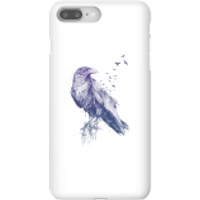 Balazs Solti Birds Flying Phone Case for iPhone and Android - iPhone 8 Plus - Snap Case - Gloss - Flying Gifts