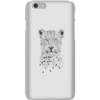 Balazs Solti Leopard Phone Case for iPhone and Android - iPhone 6 - Snap Case - Matte