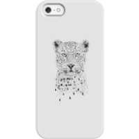 Balazs Solti Leopard Phone Case for iPhone and Android - iPhone 5/5s - Snap Case - Gloss