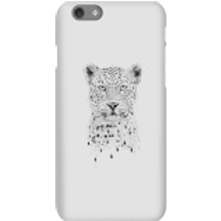 Balazs Solti Leopard Phone Case for iPhone and Android - iPhone 6S - Snap Case - Gloss - Leopard Gifts