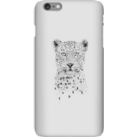 Leopard Phone Case for iPhone and Android - iPhone 6 Plus - Snap Case - Gloss - Leopard Gifts