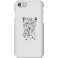 Balazs Solti Leopard Phone Case for iPhone and Android - iPhone 7 - Snap Case - Gloss - Leopard Gifts