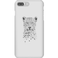 Balazs Solti Leopard Phone Case for iPhone and Android - iPhone 7 Plus - Snap Case - Gloss - Leopard Gifts
