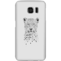 Balazs Solti Leopard Phone Case for iPhone and Android - Samsung S6 - Snap Case - Gloss - Leopard Gifts