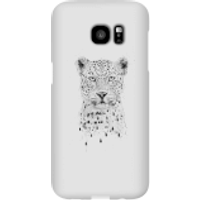 Balazs Solti Leopard Phone Case for iPhone and Android - Samsung S7 Edge - Snap Case - Gloss - Leopard Gifts