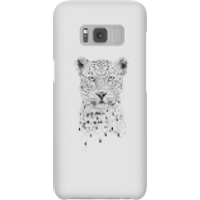 Balazs Solti Leopard Phone Case for iPhone and Android - Samsung S8 - Snap Case - Gloss - Leopard Gifts