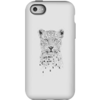 Leopard Phone Case for iPhone and Android - iPhone 5C - Tough Case - Gloss - Leopard Gifts