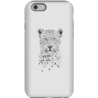 Leopard Phone Case for iPhone and Android - iPhone 6 - Tough Case - Gloss - Leopard Gifts