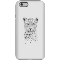 Balazs Solti Leopard Phone Case for iPhone and Android - iPhone 6S - Tough Case - Gloss - Leopard Gifts