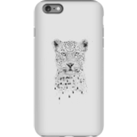 Leopard Phone Case for iPhone and Android - iPhone 6 Plus - Tough Case - Gloss - Leopard Gifts