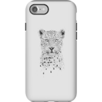 Balazs Solti Leopard Phone Case for iPhone and Android - iPhone 7 - Tough Case - Gloss - Leopard Gifts