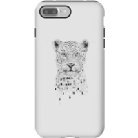 Leopard Phone Case for iPhone and Android - iPhone 7 Plus - Tough Case - Gloss - Leopard Gifts