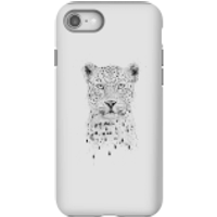 Leopard Phone Case for iPhone and Android - iPhone 8 - Tough Case - Gloss - Leopard Gifts