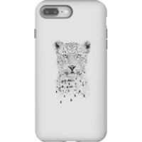 Balazs Solti Leopard Phone Case for iPhone and Android - iPhone 8 Plus - Tough Case - Gloss - Leopard Gifts