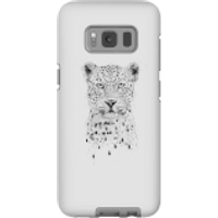 Balazs Solti Leopard Phone Case for iPhone and Android - Samsung S8 - Tough Case - Gloss - Leopard Gifts