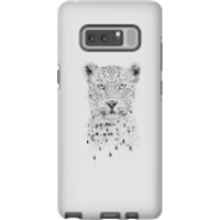 Balazs Solti Leopard Phone Case for iPhone and Android - Samsung Note 8 - Tough Case - Gloss - Leopard Gifts