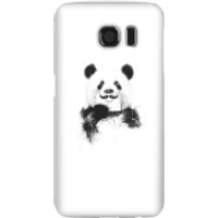 Balazs Solti Moustache And Panda Phone Case for iPhone and Android - Samsung S6 - Snap Case - Gloss
