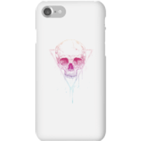 Colourful Skull Phone Case for iPhone and Android - iPhone 7 - Snap Case - Gloss - Colourful Gifts