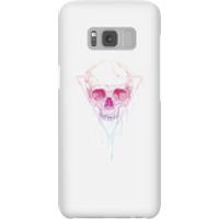 Colourful Skull Phone Case for iPhone and Android - Samsung S8 - Snap Case - Gloss - Colourful Gifts
