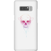 Colourful Skull Phone Case for iPhone and Android - Samsung Note 8 - Snap Case - Gloss - Colourful Gifts