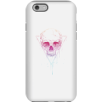 Colourful Skull Phone Case for iPhone and Android - iPhone 6 - Tough Case - Gloss - Colourful Gifts