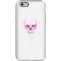 Colourful Skull Phone Case for iPhone and Android - iPhone 6S - Tough Case - Gloss - Colourful Gifts