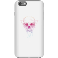 Colourful Skull Phone Case for iPhone and Android - iPhone 6 Plus - Tough Case - Gloss - Colourful Gifts