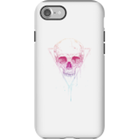 Colourful Skull Phone Case for iPhone and Android - iPhone 7 - Tough Case - Gloss - Colourful Gifts