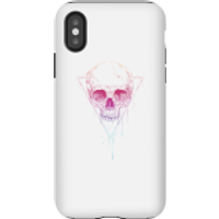 Colourful Skull Phone Case for iPhone and Android - iPhone X - Tough Case - Gloss - Colourful Gifts